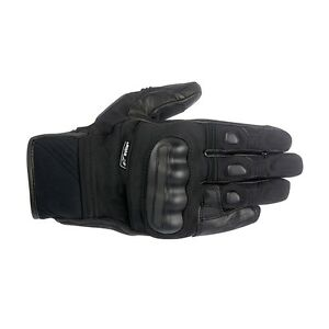 10% OFF Alpinestars COROZAL Black Drystar Motorcycle Winter Gloves S-3XL