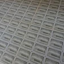 FEUILLE SHEET HONDURAS POSTE AÉRIENNE PA N°166 x100 STADE DE FOOTBALL COTE 620€