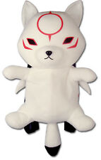 **License Bag** Okami Den Chibiterasu 13'' Plush Bag Backpack #11844