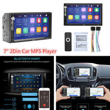 "Touch Screen 7"" 2 Din Car Stereo Radio FM 2USB Mirror Link Bluetooth MP5 Player"