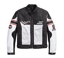 Genuine Harley-Davidson Foxfield Mesh Riding Jacket