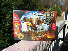 Eagle Spirit 500 Pc Glow In The Dark Jigsaw Puzzle By Master Pieces New & Sealed