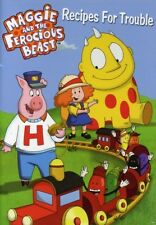 Maggie and the Ferocious Beast: Recipes for Trouble [New DVD] Full Frame