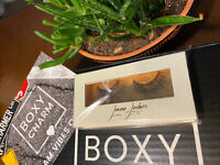 Lavaa lashes False Eyelashes - Premium Faux Mink - boxycharm