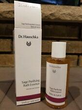 Dr. Hauschka Sage Purifying Bath Essence 3.4oz/100ml