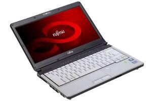 "Fujitsu Lifebook S761 Notebook 13,3"" i5-2520M (2.5GHz) 8GB RAM 128GB SSD"
