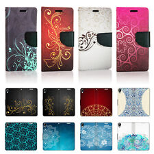 Phone Case for Samsung Galaxy Flip Cover Protective Case Pouch Wallet Ornaments