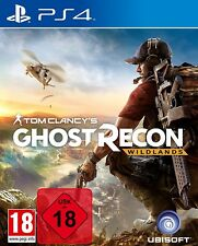 Ps4 jeu TOM CLANCY'S GHOST RECON Wildlands article neuf