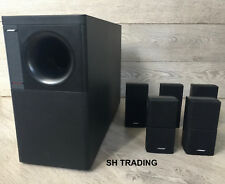 Bose Acoustimass 10 5.1 Home Cinema Cube Speaker System