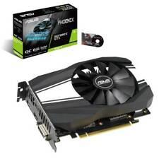 Asus NVIDIA GeForce GTX 1660 Ti Phoenix Fan OC 6GB GDDR6 DVI/2HDMI/DisplayPort