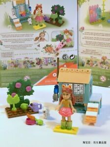 Mega Construx Wellie Wishers Carrots Hutch American Girl Building Set
