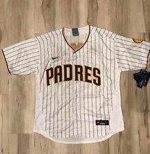 Fernando Tatis Jr. San Diego Padres #23 Men's Stripe White Aop Baseball Jersey