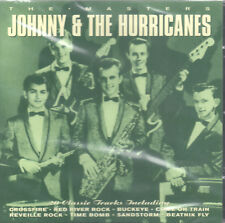 The Masters by Johnny & the Hurricanes (CD, Eagle) Import/Retro Instrumental/OOP