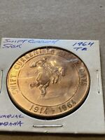 Vintage Token, Swift Current Frontier Days 1964 $1 Token Coin T18