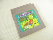 Game Boy BART SIMPSONS ESCAPE FROM CAMP DEADLY Nintendo Cartridge Only gbc