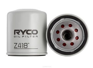 Ryco Oil Filter Z418 fits Lexus GS GS300 (JZS147), GS300 (JZS160), GS300 T3 (...