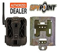 GG Telecom LINK-EVO AT&T Spypoint Cellular 4G 12mp Trail Camera w/ Case Box