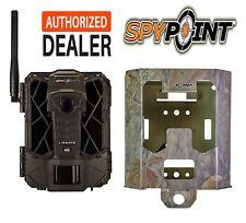 GG Telecom LINK-EVO AT&T Spypoint Cellular 4G 12mp Trail Camera w/ Case Box