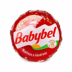 Extra Large Babybel Cheese 200g From France Cheeseboard Dairy