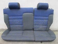 Rücksitzbank Audi A3 8P Ausstattung klappbar blau grau CHESS