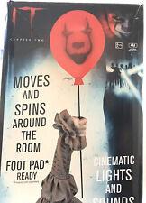 IT Movie ANIMATRONICS PENNYWISE Clown Lifesize BALLOON Halloween Decoration Prop