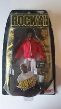 Rocky Balboa Collection Jakks Pacific Duke Figure Rocky II Apollo Creed Trainer