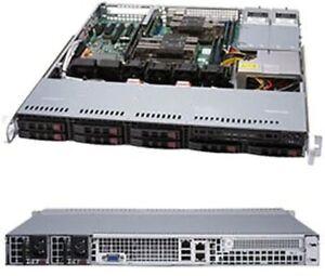 Supermicro 1U Superserver 1029P-MTR Intel Xeon LGA 3647 Intel C621