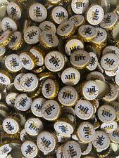 500+ Miller Lite Beer Bottle Caps Twist Offs No Dents