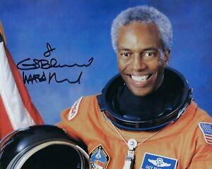 GFA Astronaut NASA Engineer GUION BLUFORD Signed 8x10 Photo G2 COA