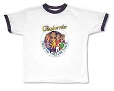 The Cranberries Free To Decide Tour 1996 Youth Kids White Ringer T Shirt L NOS