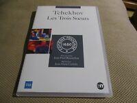 """DVD NEUF """"LES 3 TROIS SOEURS - TCHEKHOV"""" Jean-Paul ROUSSILLON / theatre"""