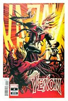 Venom #4 (2018 Marvel) 2nd Print Variant First Knull Cover, Cates & Stegman! NM