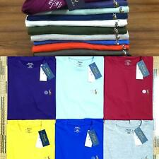 Men Ralph Lauren Short Sleeve T-shirt Crew Neck Fully soft Cotton -BNWT (S-XXL)