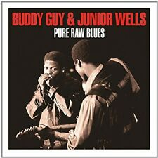 Buddy Guy & Junior Wells, Buddy Guy - Pure Raw Blues [New CD] UK - Import