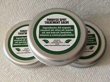 Fordyce Spot Treatment Salve/lotion - reduces & heals appearance of spots/bumps