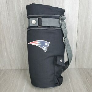 NFL New England Patriots Insulated Single Bottle Wine Sack