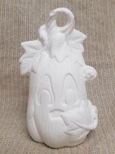 Ceramic Bisque Pumpkin Cinnamon Clay Magic 2805 U-Paint Ready To Paint