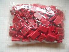 100x 1000pf 1nf 2000v 2kv mkp10 Wima r15 diapositivas condensador