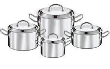 RÖSLE Topfset Multiply Bratentopf und Kochtöpfe Mehrschichtmaterial 4-tlg 91690