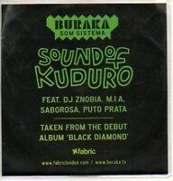 (863K) Sound of Kuduro, Buraka Som Sistema - DJ CD