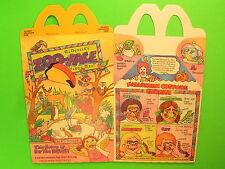 1988 McDonalds HM Box - Zoo-Face - Bird House
