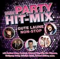 Der Party Hit Mix - 14 Gute Laune Hits Non-Stop CD Sampler Andrea Berg, Wendler
