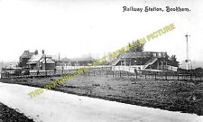 Bookham Railway Station Photo. Effingham - Leatherhead. Guildford to Epsom. (1)