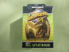 Monster Booster for Monsterpocalypse Series 3 All Your Base Privateer Press NEW