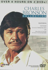 CHARLES BRONSON COLLECTION 2-DVD New but UNSEALED ALL Regions 3 Films 10 TV Eps