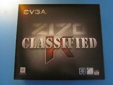 EVGA Intel 1151 Z170 Classified K 142-SS-E178-KR ATX Motherboard