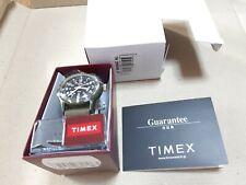 Timex Original Vietnam Campers 36mm Black Dial Khaki Nylon Strap Watch TW2P88400