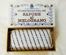 NEW SANTA MARIA NOVELLA SAPONE AL MELOGRANO SOAP BAR 200gr