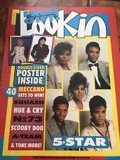Look In Magazine #43, 17 October 1987 Vintage Five Star Madonna