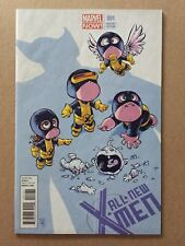 ALL-NEW X-MEN #1 SKOTTIE YOUNG VARIANT COVER NM 1ST PRINTING BRIAN BENDIS MARVEL